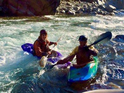 Lezione di Kayak di un'ora in Garfagnana