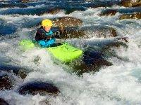 Corso di kayak di due giorni in Garfagnana