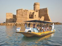 One hour boat trip (adults), Le Castella