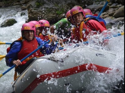 Rafting Weekend nel fiume Lao, 2 giorni