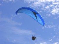 Volo in parapendio biposto (30 min), Praia a Mare
