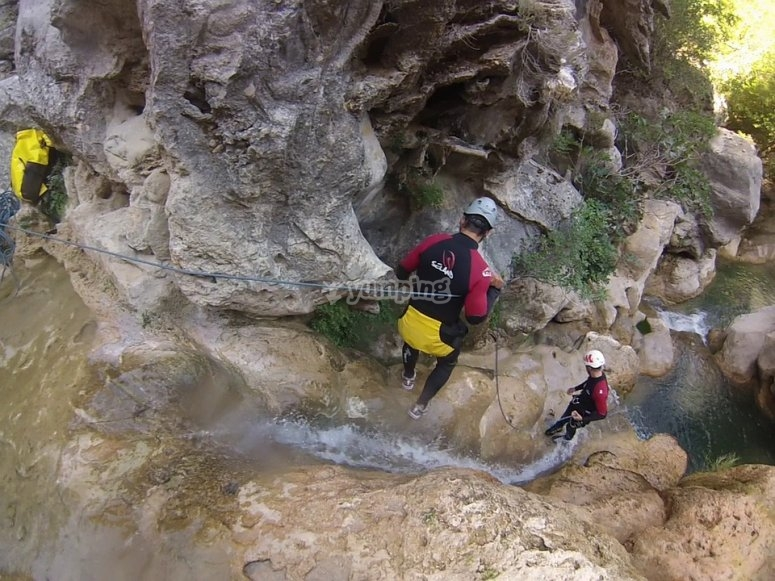 Come and try canyoning with us!