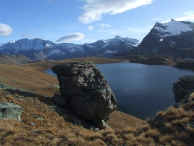 Gran Paradiso geo-tourism excursion August