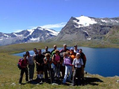 Gran Paradiso Excursion Nivolet Plan 10th August