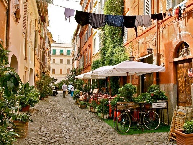 Il cuore di Roma