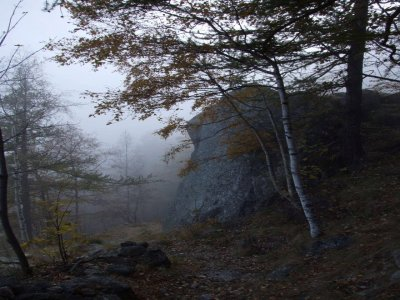 Pian delle Masche excursion Ribordone 1st September