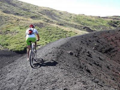 Mountain bike Gole dell' Alcantara, 2 ore e mezza
