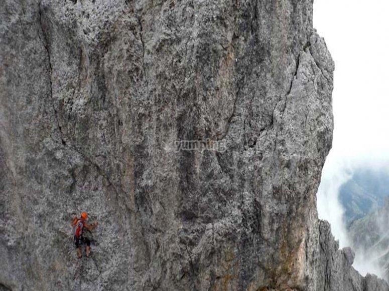 avventurosa scalata