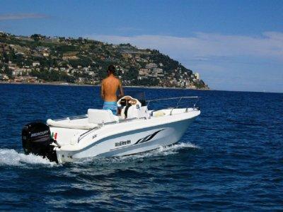 Mercury Schizzo 3 days rental no license