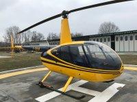 L' elicottero R44