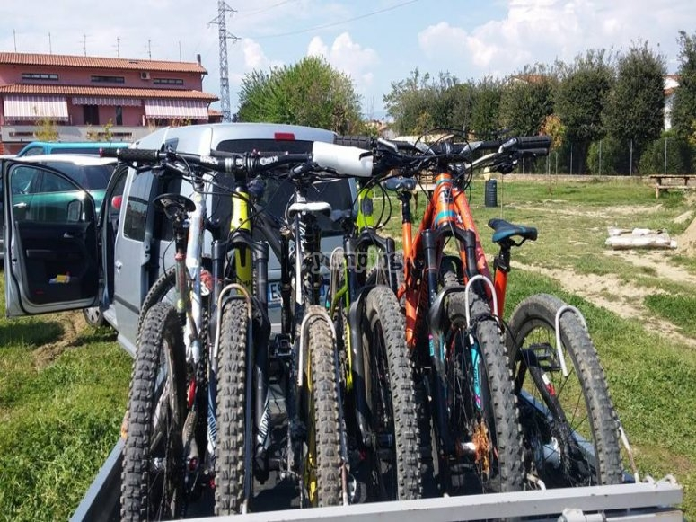 Le nostre mountain bike
