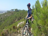 Mountain bike a vinci