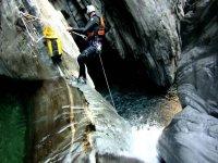 Canyoning nel Torrente Iannello (3h), Laino Borgo