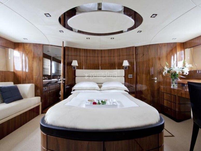 Bellissima camera da letto