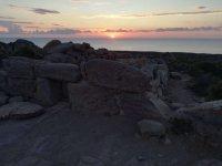 I tramonti in Sardegna