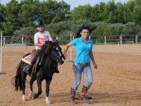 in gara con i pony