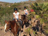 Le nostre gite a cavallo