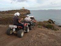 In quad verso il mare