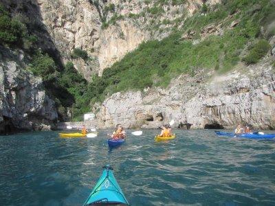Escursione in kayak 1 giornata, Terra delle Sirene