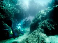 Immersione singola Grotta Azzurra di 3 ore