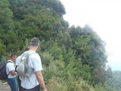 Half-day trek in Campania