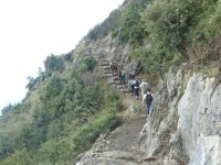 Trekking of an entire day in Campania