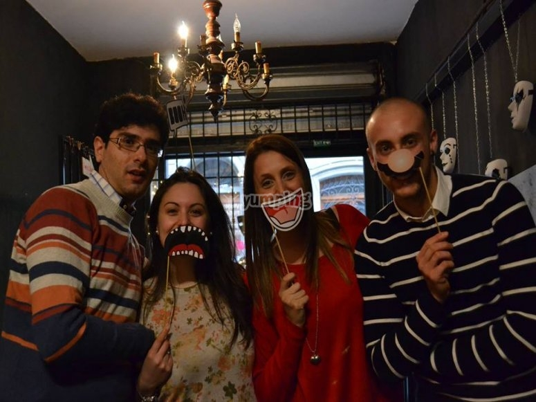 La nostra escape room vi aspetta