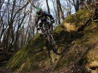 Mountain bike on Lake Como 5 hours