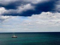 nel mare della Puglia