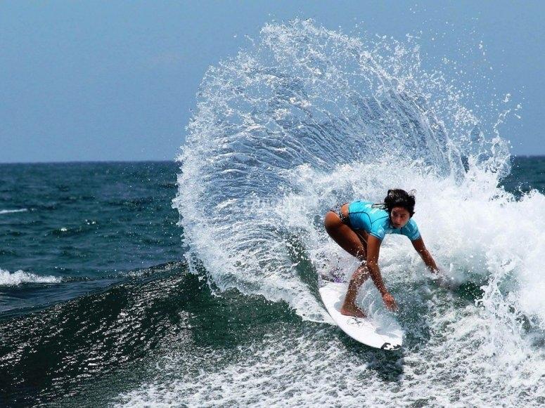 L'onda perfetta