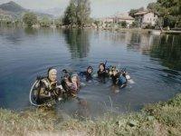 Diving courses in Gaeta