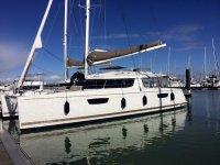 Cena romantica in barca nel porto di Scarlino