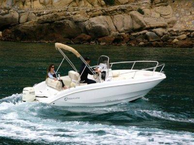 Noleggio Idea Marine un giorno Liguria no patente