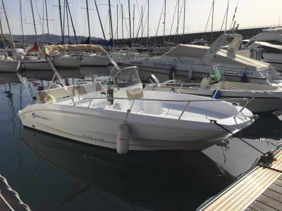 Boat rental in Riviera di Ponente 3 days