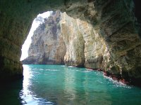 The Caves of Vieste