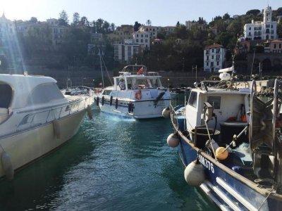 Rent Ancora 44 half day in Bordighera