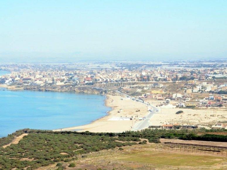 La costa della Sicilia
