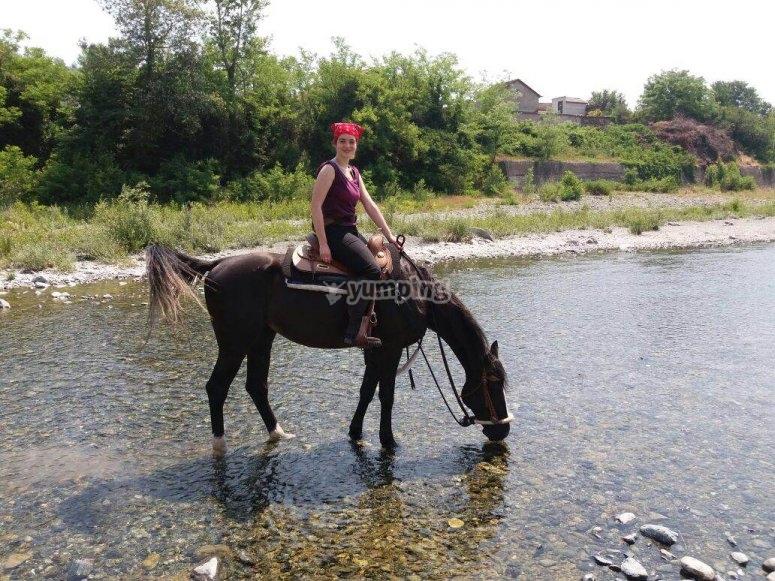 Scoprendo il fiume