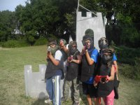 Paintball Medievale bambini (1h) Civitella S.Paolo
