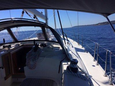 Weekend on a sailing boat on the Amalfi Coast