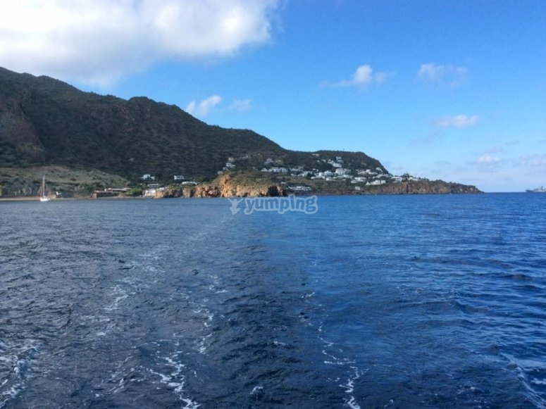 Navigando in Campania