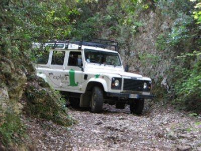 Discover Gargano 4x4 Fuoristrada