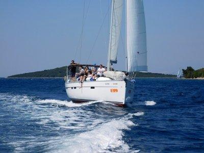 Weekend in barca vela all'Isola d'Elba