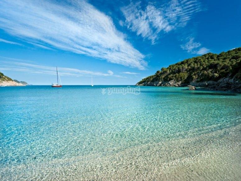 Splendide spiagge