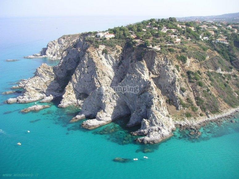 I panorami dell'Elba
