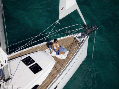 Una giornata in barca vela+pranzo all'Isola d'Elba