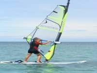 All on windsurfing