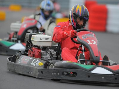 Gara Sprint in Go Kart (qualifica+10 giri), Lerici