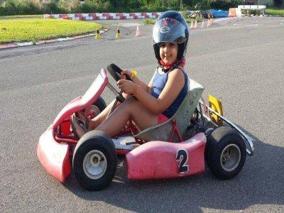 Go Kart per bambini (8 minuti) a Lerici