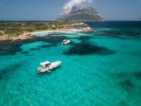 The sea of Sardinia